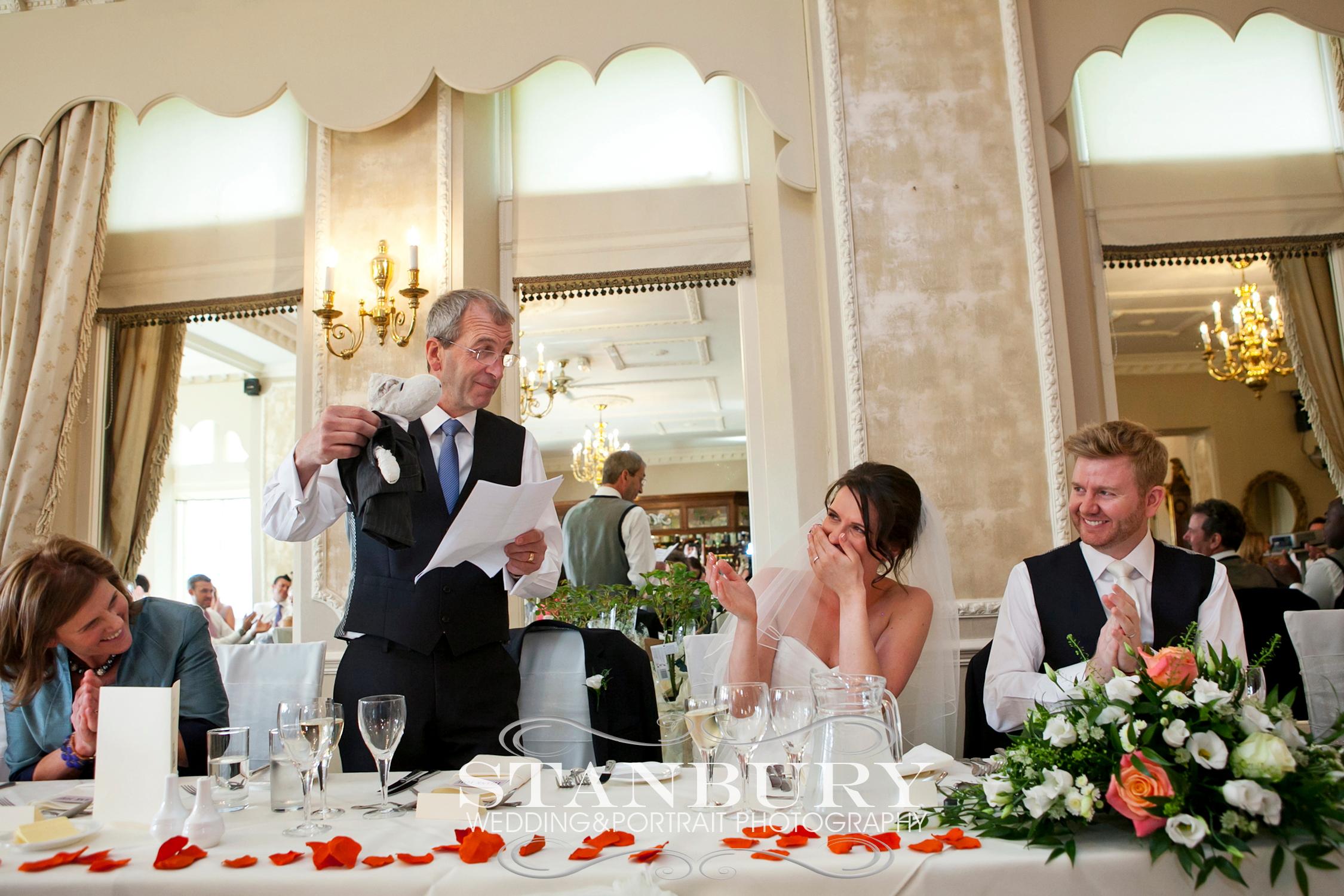 Wedding Photography at Merewood House, Lake District by David & Jane Stanbury