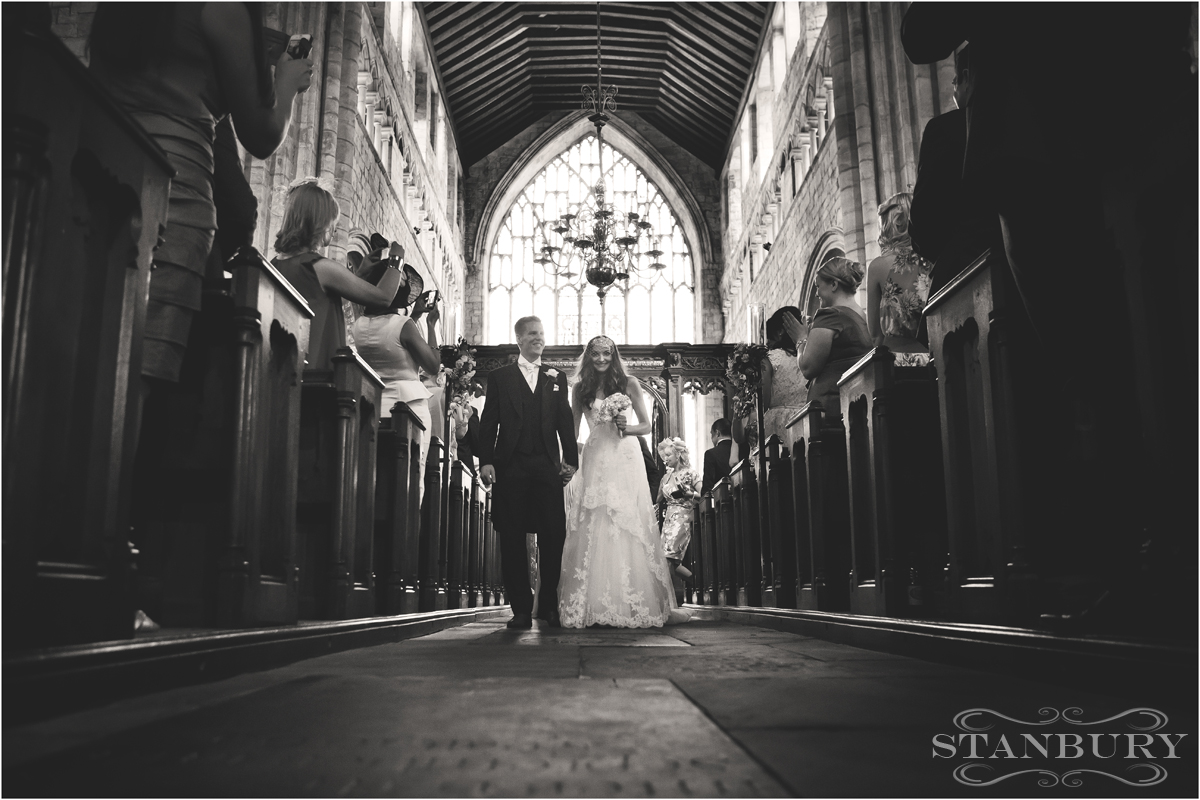 Wedding Photography at Swan Hotel, Lake District by David & Jane Stanbury