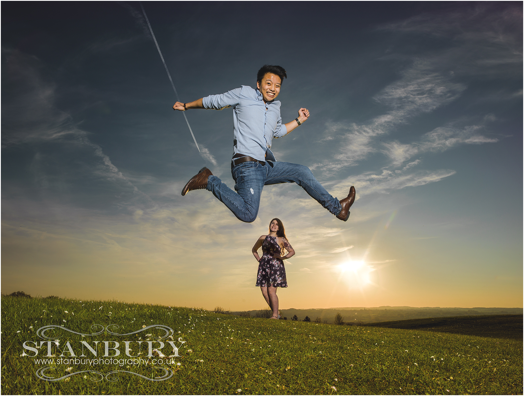 contemporary portrait photographers - stanbury photography