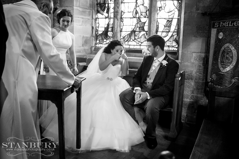 eaves hall wedding photographer stanbury photography