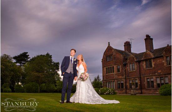 colshaw hall cheshire wedding photographer stanbury photography