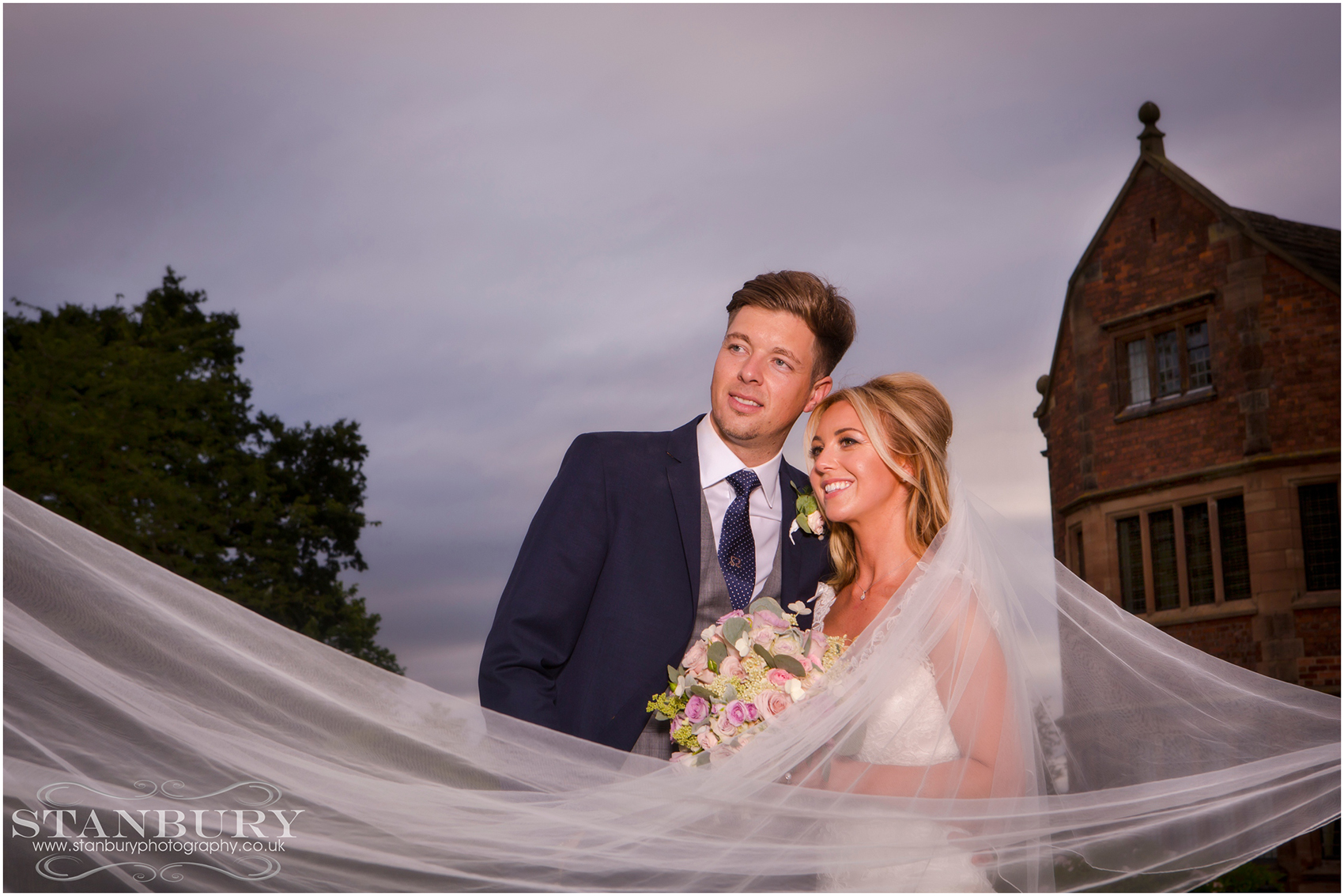 coleslaw hall cheshire wedding photographer stanbury photography