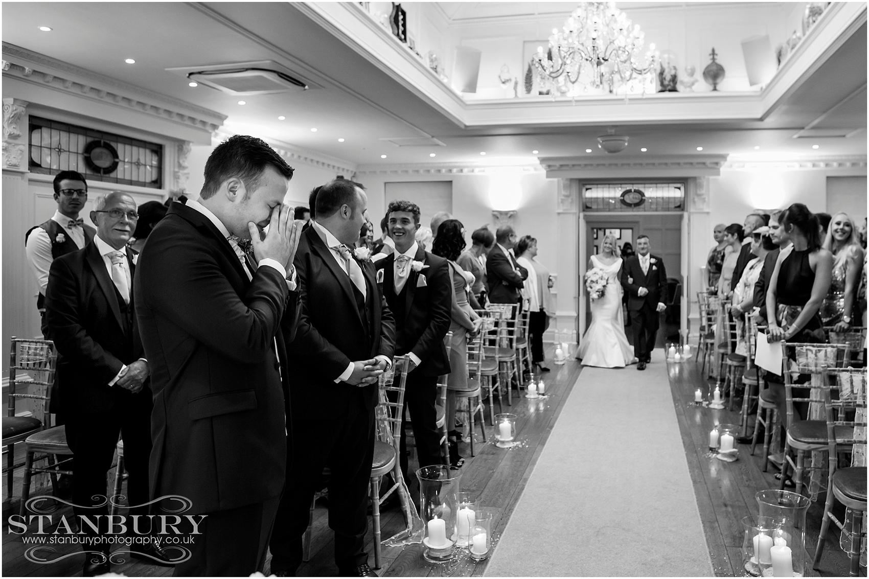 ashfield house hotel wedding photographers wigan stanbury wedding photography