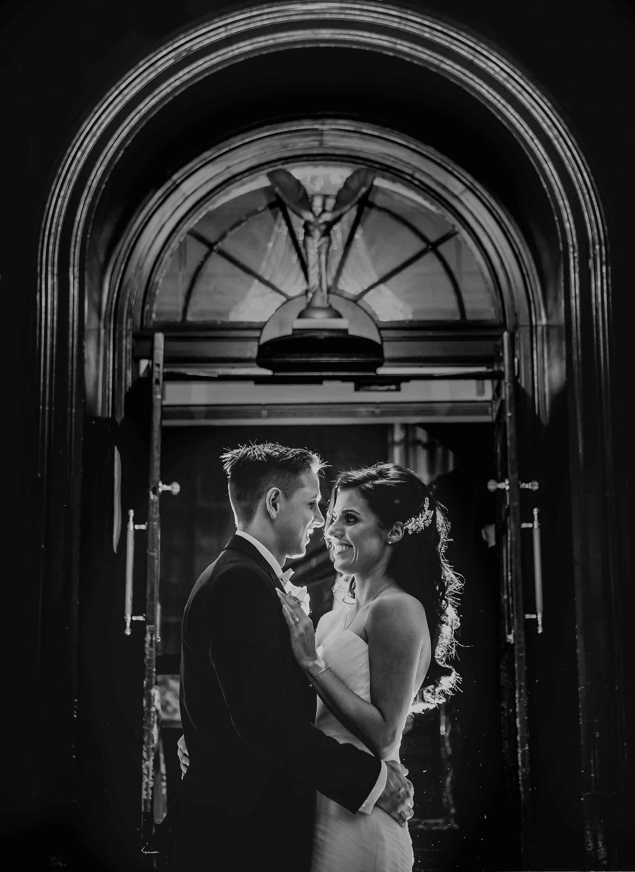 bride-groom-evening-wedding-photography