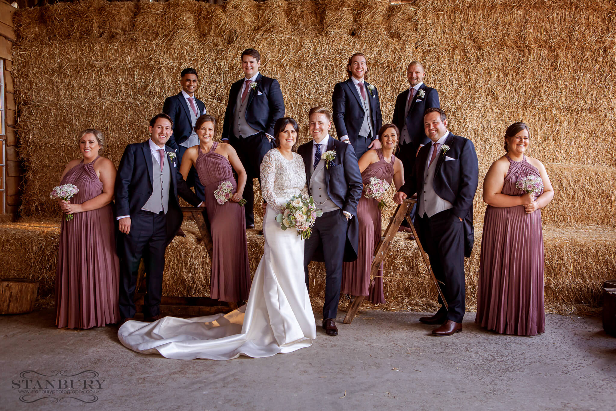 owen-house-wedding-barn-bride-groom-bridesmaids-photography-stanbury