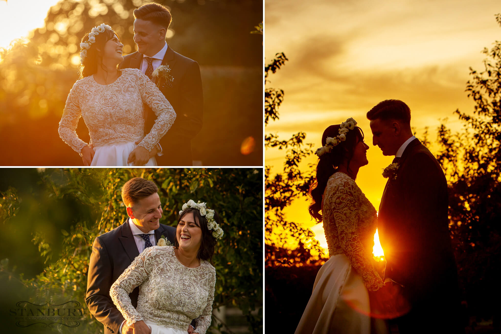 cheshire-wedding-barn-sunset-bride-groom-photography-stanbury
