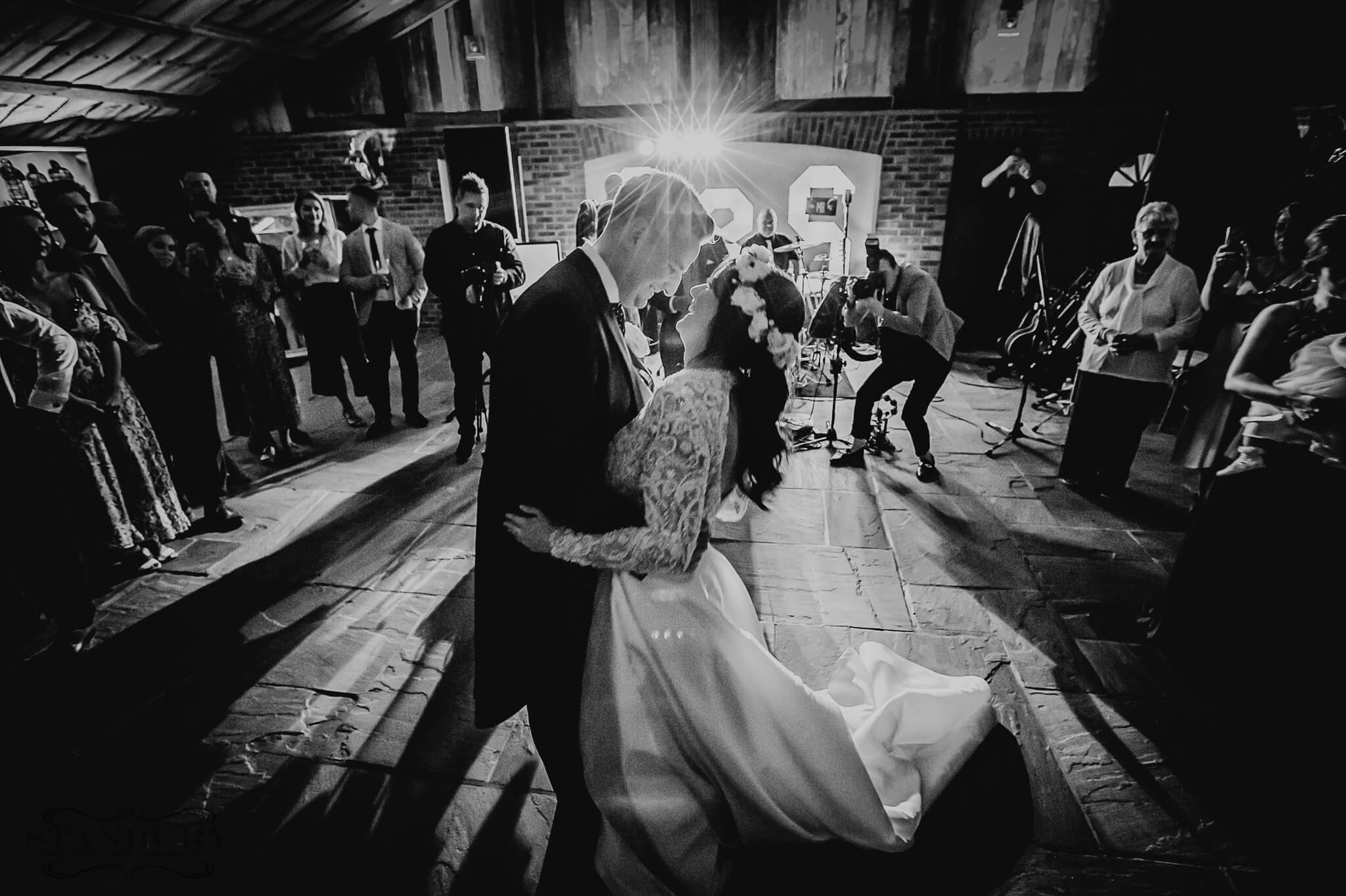 owen-house-wedding-barn-first-dance-bride-groom-photography-stanbury