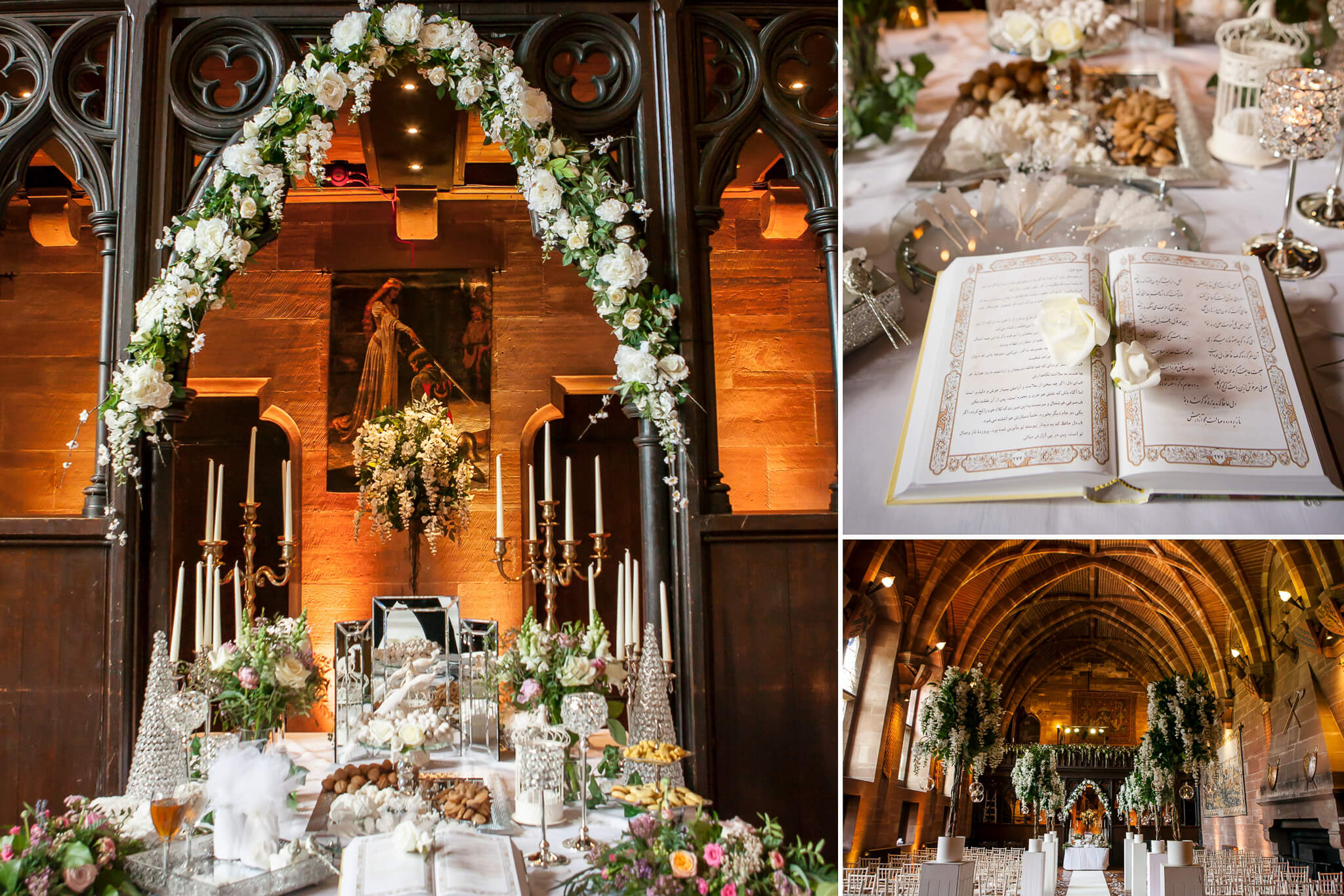 peckforton castle wedding photographer stanbury photography
