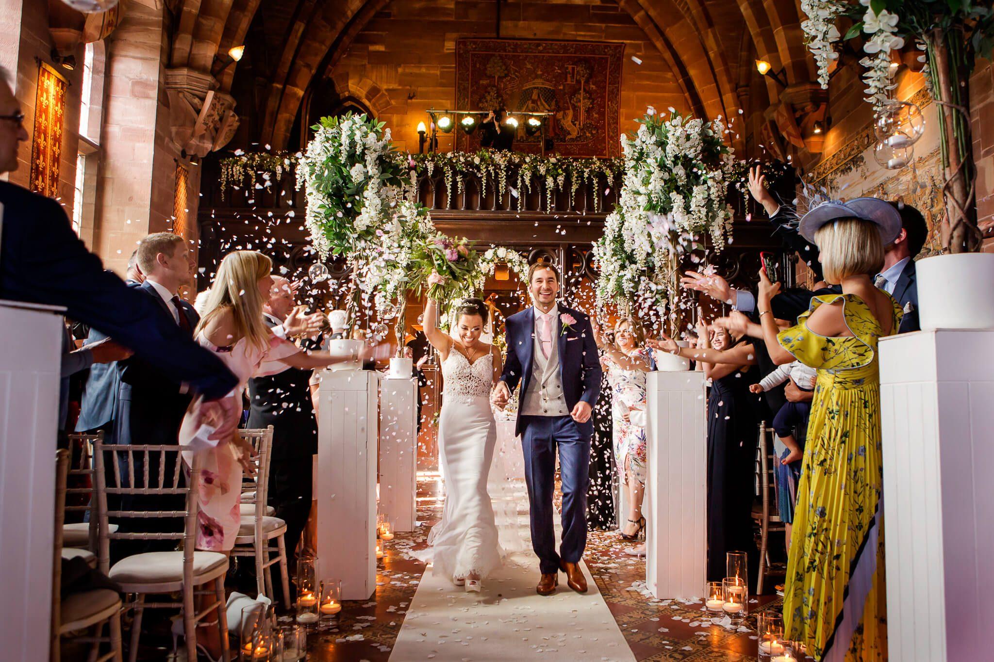 peckforton castle wedding photographer stanbury photography