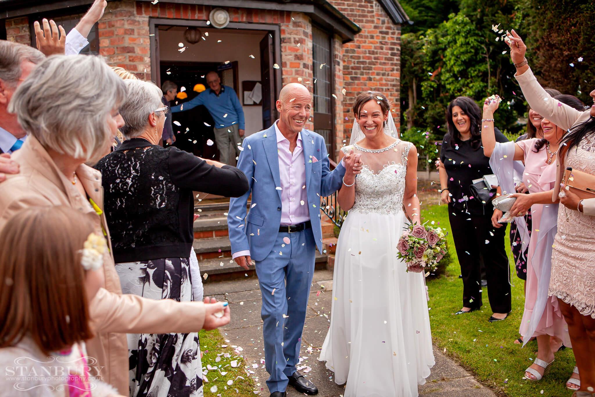 confetti-shower-tipi-wedding-photography-lancashire-stanbury