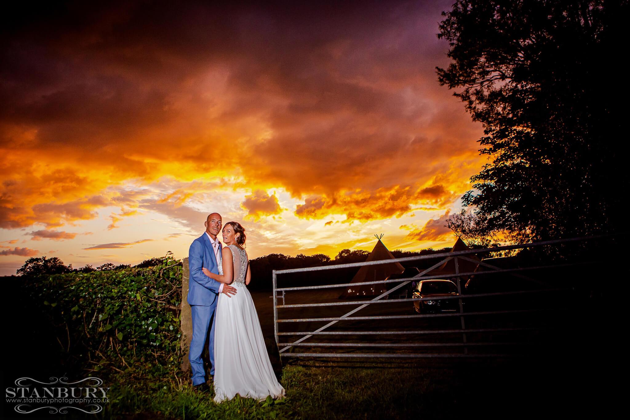 sunset-wedding-photographers-lancashire-stanbury-photography