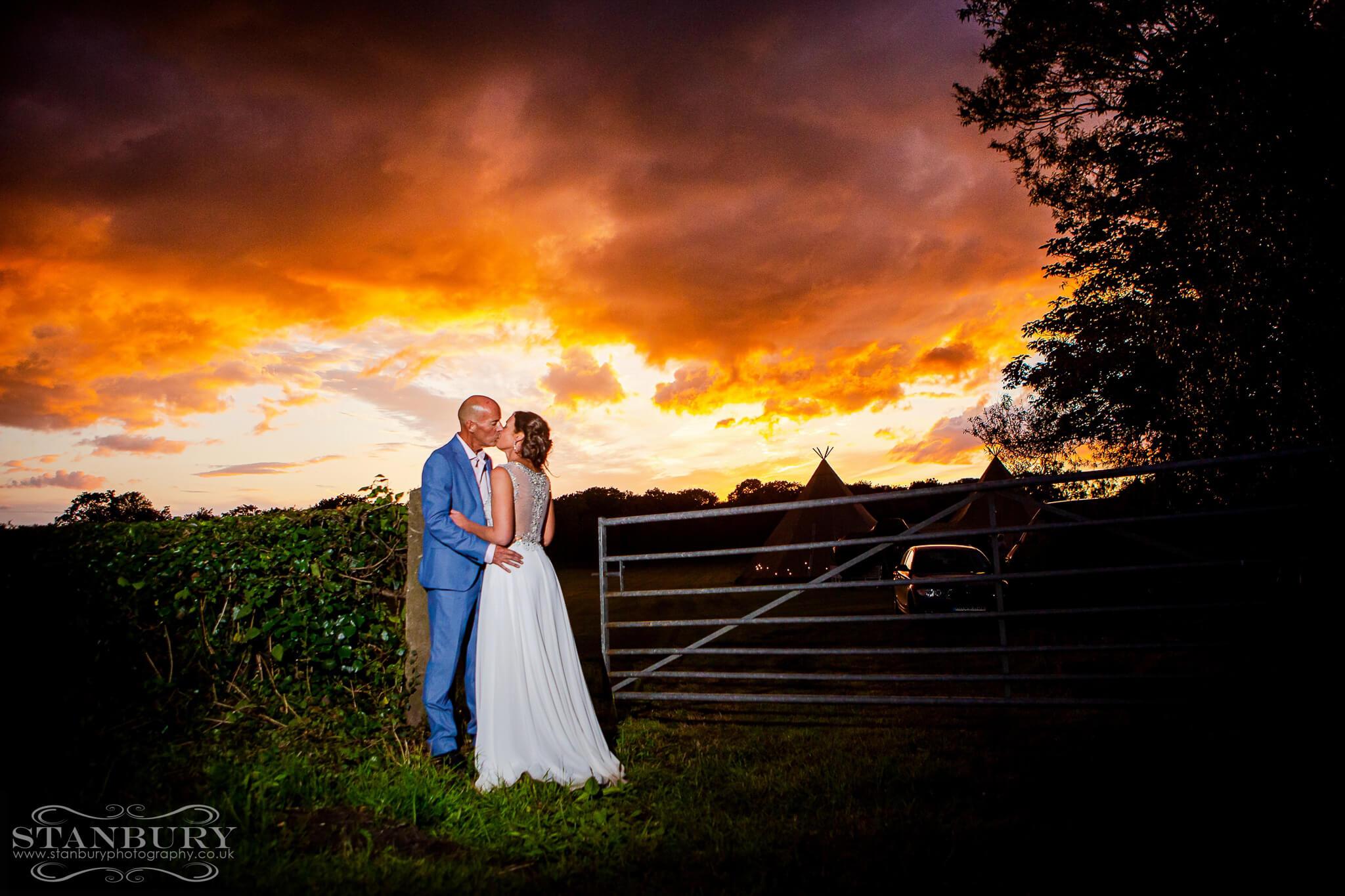 sunset-wedding-photography-lancashire-stanbury