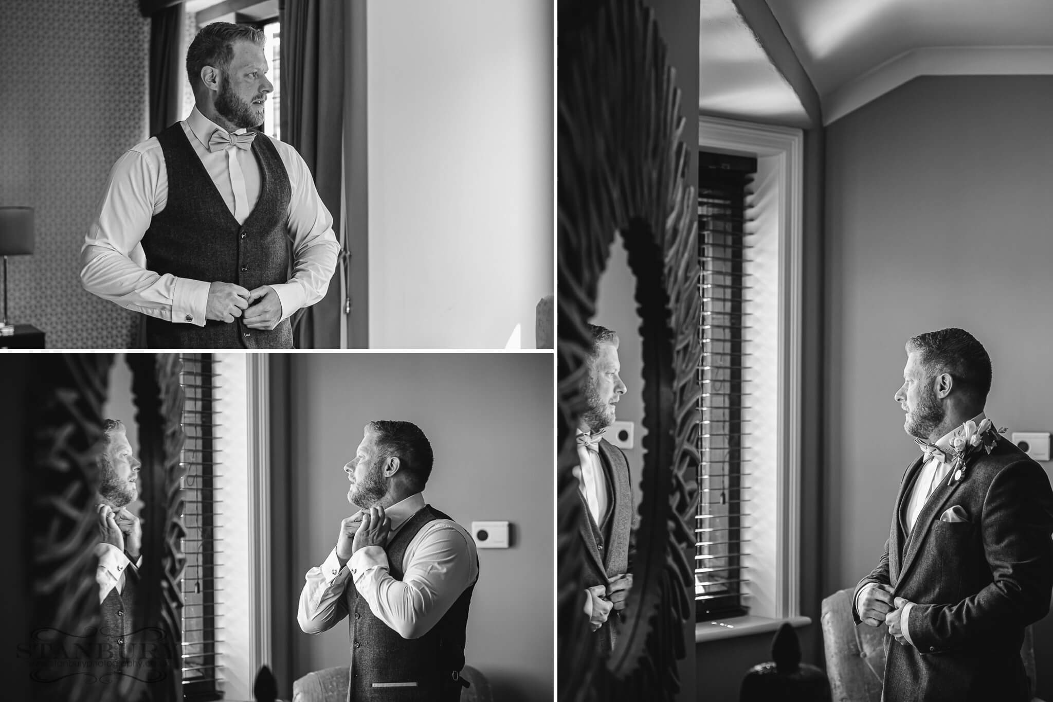 wedding-groom-colshaw-hall-cheshire-photographers-stanbury