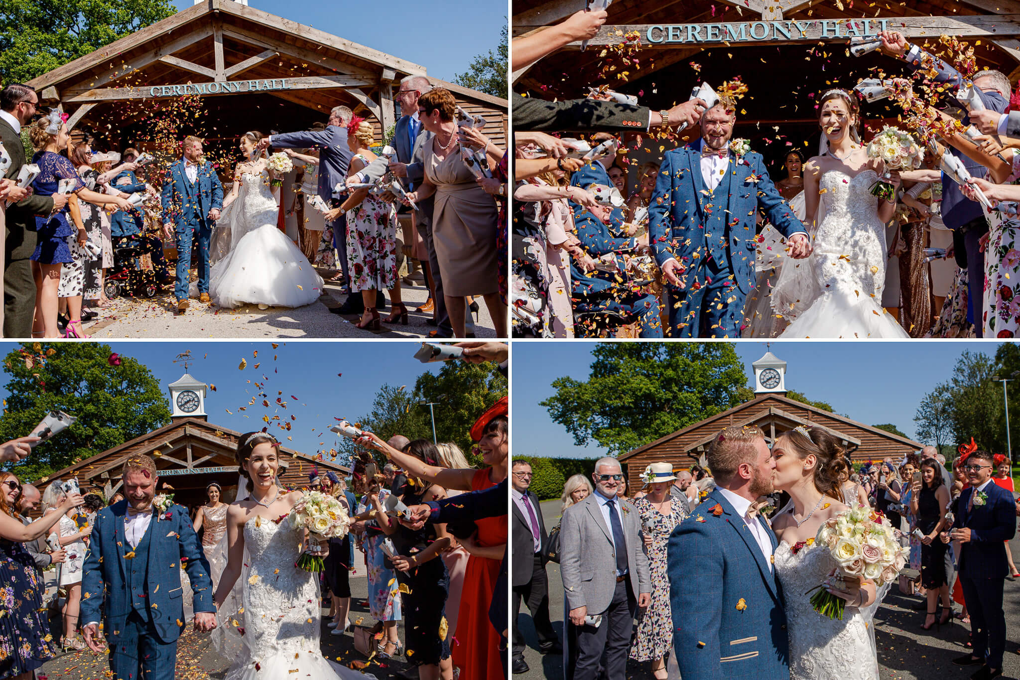 confetti-bride-groom-colshaw-hall-cheshire-photographers-stanbury