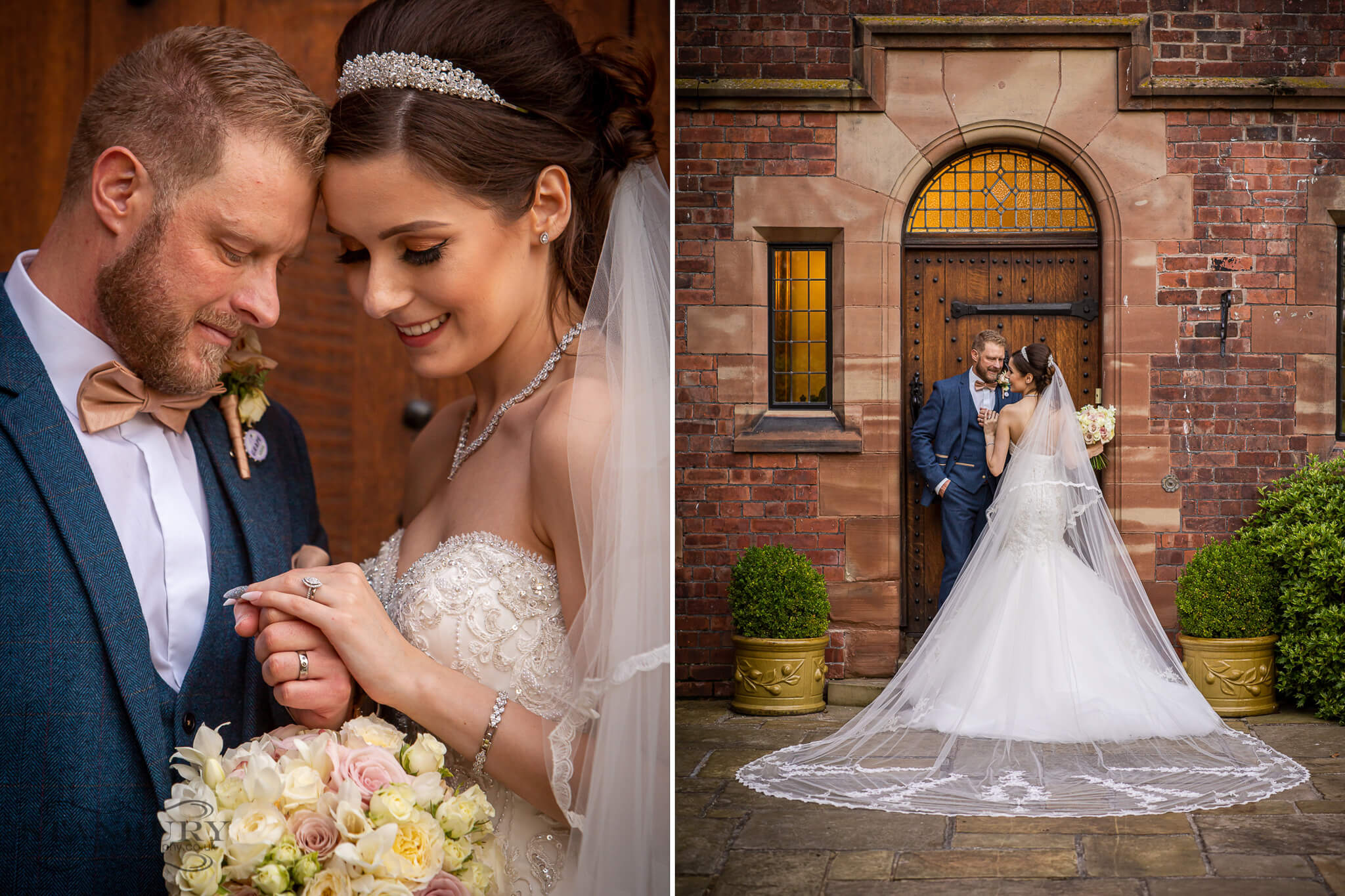 wedding-veil-colshaw-hall-cheshire-photographers-stanbury