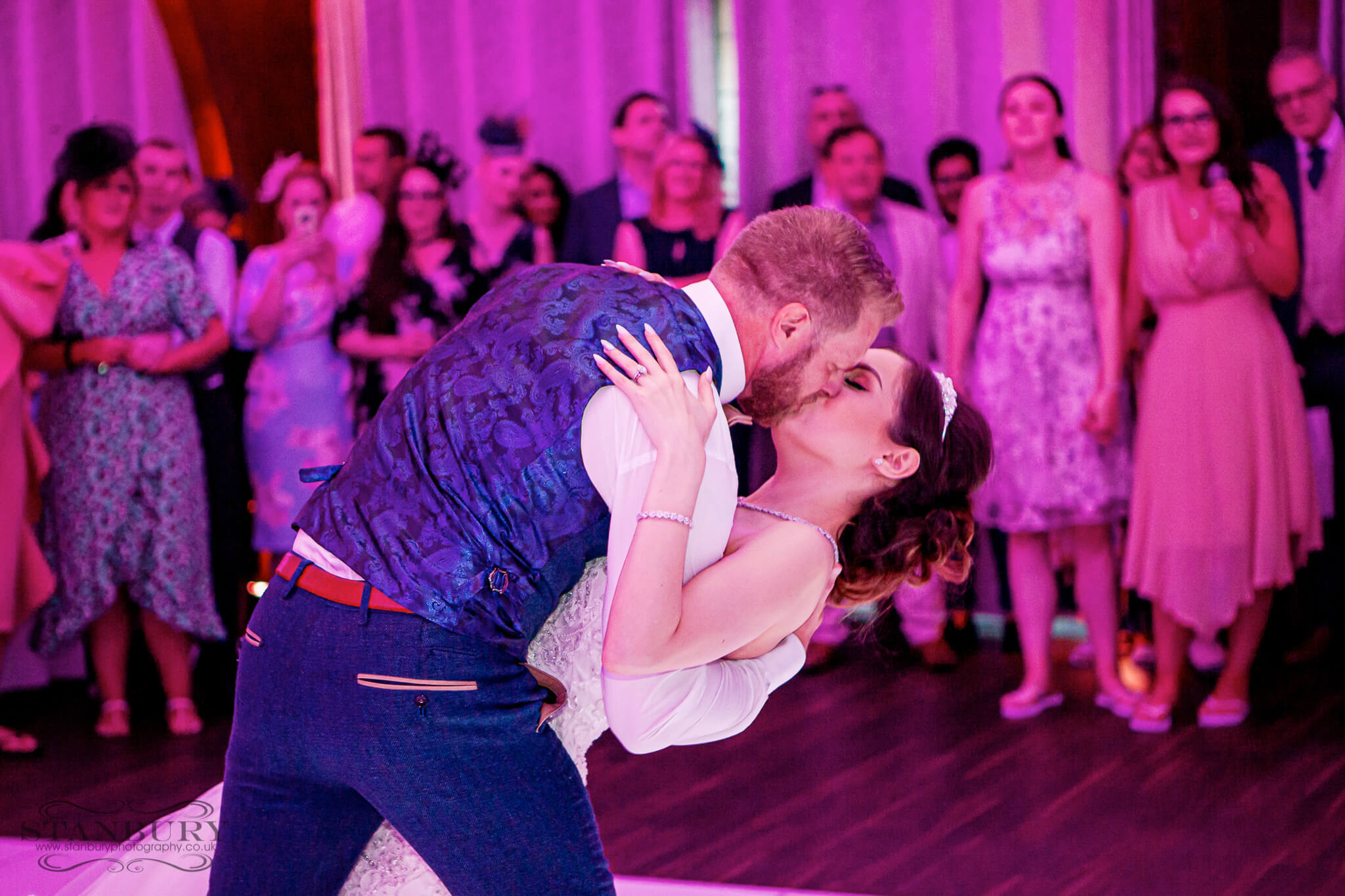 first-dance-colshaw-hall-wedding-photography-cheshire-photographers